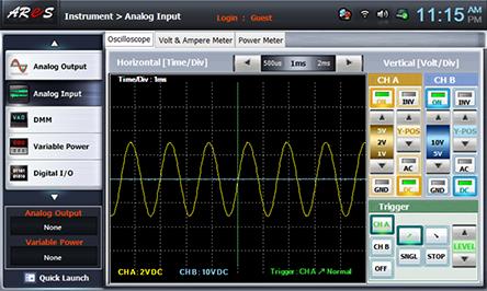 Experiment 1 :RC Oscillator - PART11Oscillation Circuit - AReS